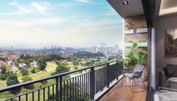 The-Tropika-Balcony-View-bukit-jalil-golf