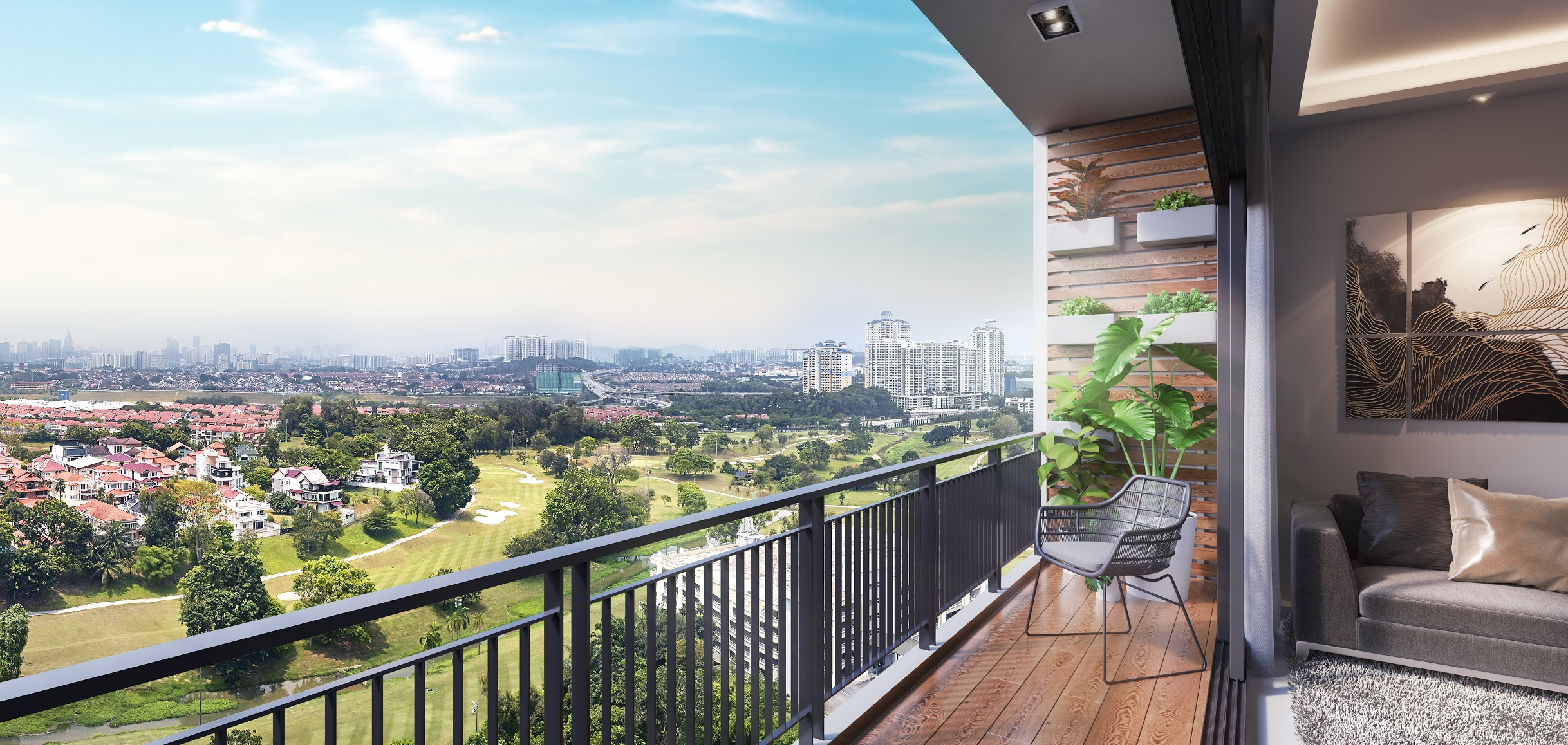 The-Tropika-Balcony-View-bukit-jalil-golf
