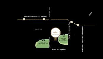 the-tropika-bukit-jalil-location-map