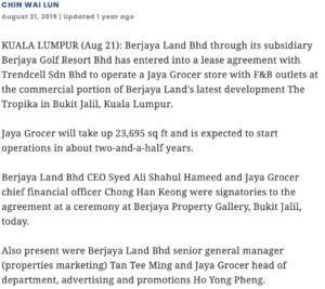Jaya-Grocer-to-be-anchor-tenant-at-The-Tropika,-Bukit-Jalil-1
