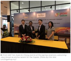 Jaya-Grocer-to-be-anchor-tenant-at-The-Tropika,-Bukit-Jalil